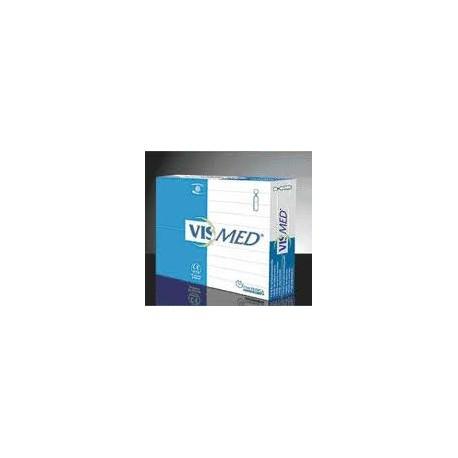 Vismed - Gel Oculaire Lubrifiant - Boite de 20 unidoses