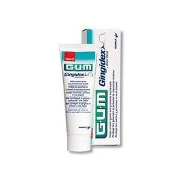 Gum - Gingidex - Gel Dentifrice Protection Gencives - Tube De 75 Ml