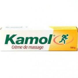 Kamol Baume - Creme de Massage - Tube de 100 grammes