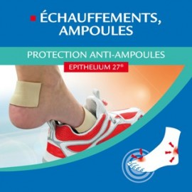 Epitact - Protection anti-ampoules à l'Epithelium™ Activ - 1 PROTECTION 10x10cm