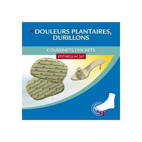 Epitact - Coussinets Plantaires Discrets Taille L - 2 Coussinets
